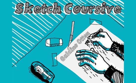 Sketch Coursive