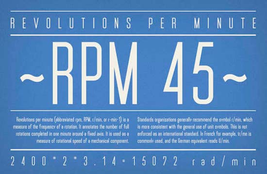 RPM 45