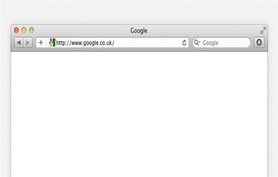 Safari Browser Chrome (PSD)