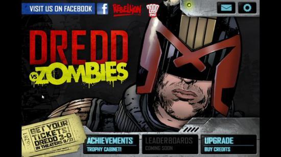 Dredd vs Zombies