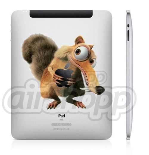 Ice Age iPad Decal US $11.99