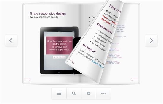Responsive Flipbook WP Plugin