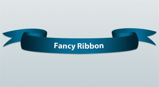 Free Ribbons PSD Files