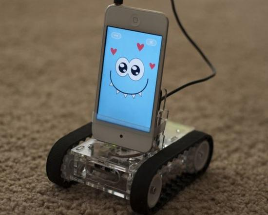 Romo Robot For Smartphone
