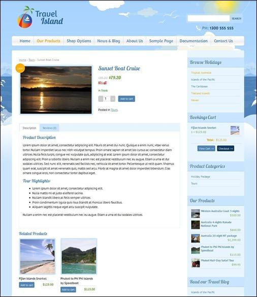 WordPresseCommerceThemes 16 40 Adet WordPress E Ticaret Teması