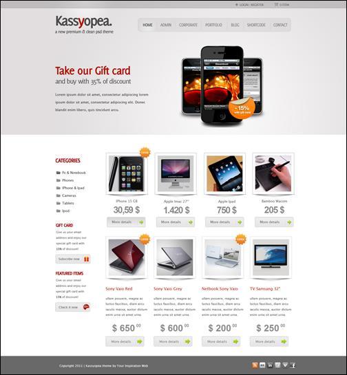 WordPresseCommerceThemes 27 40 Adet WordPress E Ticaret Teması