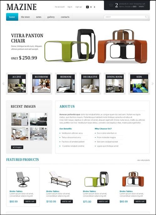 PrimaShop – Clean WooCommerce WordPress Theme: smashinghub.com/40-fresh-wordpress-ecommerce-themes.htm/2