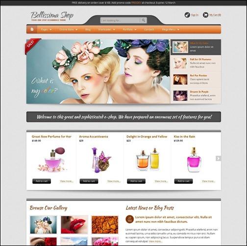 WordPresseCommerceThemes 8 40 Adet WordPress E Ticaret Teması