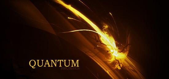 Quantum abstract brush