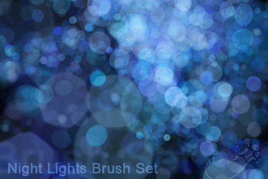 Night light brush