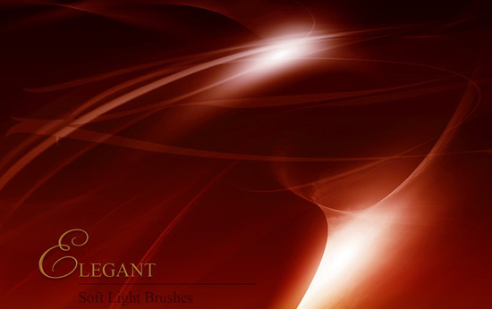 Elegant - Soft Light Brushes