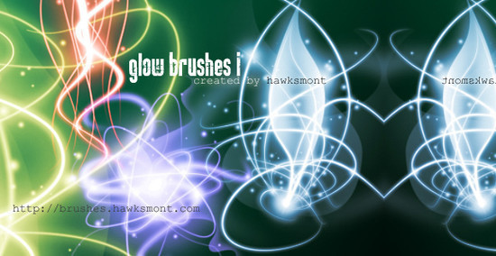 Glow Brushes Part I