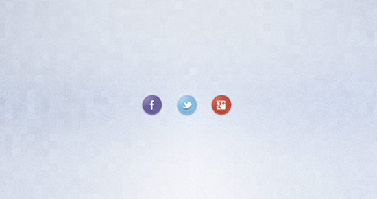 Hand-Stitched Social Media Icons – Photoshop CS6