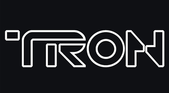 3D Tron Legacy Text Effect in Photoshop CS6