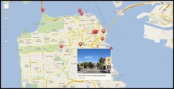Tweet to Map