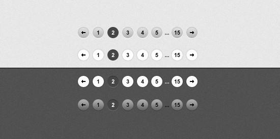 Simple page navigation
