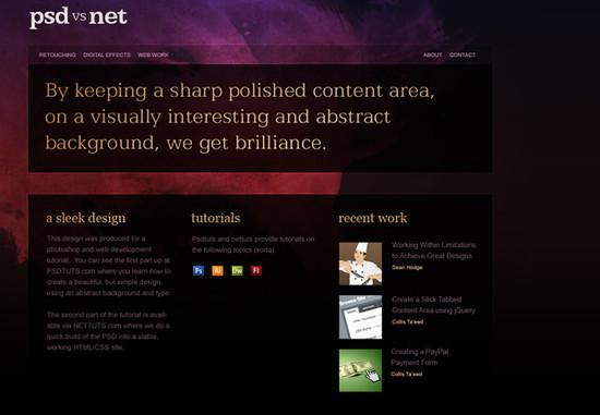 Build a Sleek Portfolio Site from Scratch