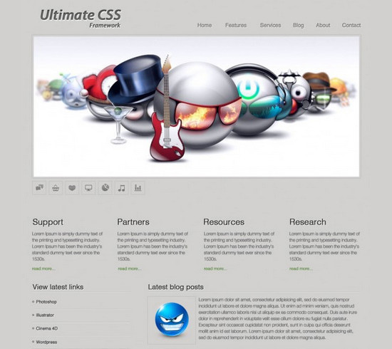 From PSD to HTML the easy way
