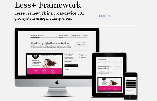 Less+ Framework