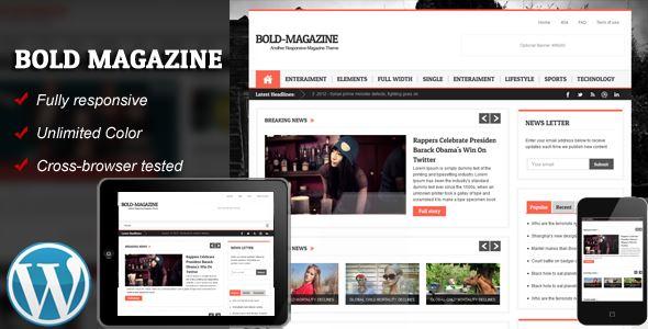 10-Bold Magazine