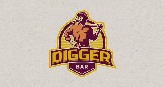 13-Digger-Bar