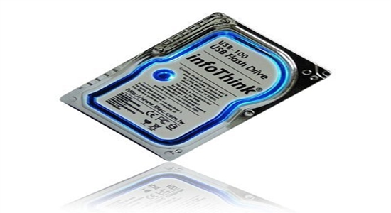 16. 8GB USB 2.0 MINI HARD DISK