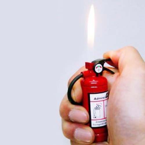19. FIRE EXTINGUISHER LIGHTER