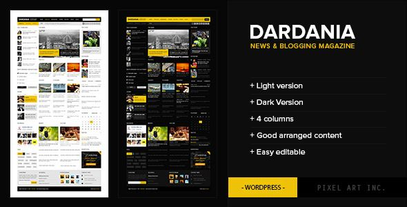 2-Dardania News Theme
