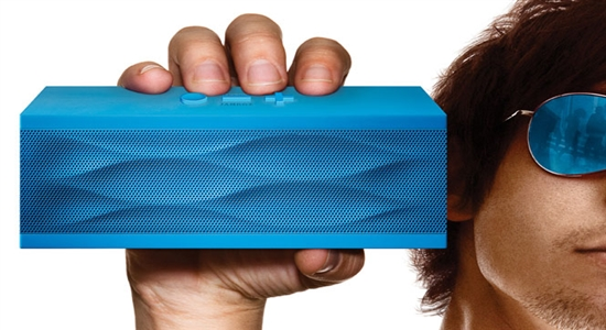 20. JAWBONE JAMBOX WIRELESS BLUETOOTH SPEAKER