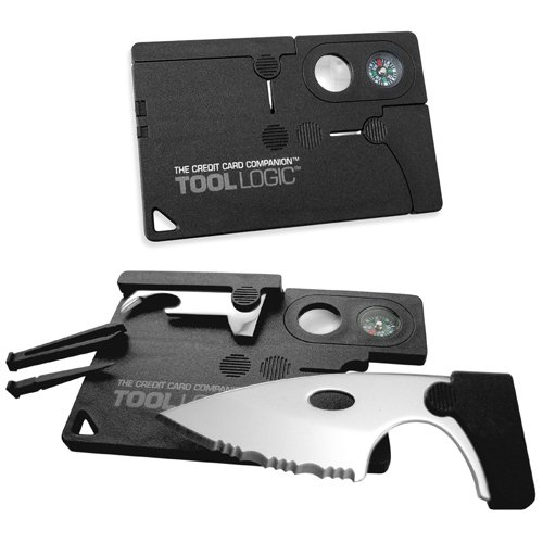 21. MULTI-TOOL CREDIT CARD COMPANION