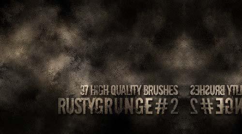 25-Rusty Grunge
