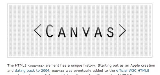 27. HTML5 Canvas Element Guide