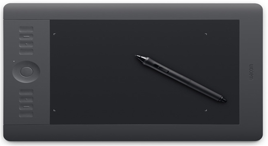 29. WACOM INTUOS5 TOUCH PEN TABLET (PTH650)