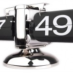 3. NICEESHOP RETOR FLIP DOWN CLOCK