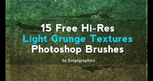 30-Hi-Res Photoshop Brushes
