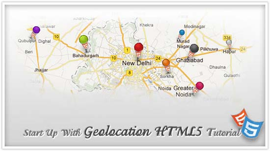 30. HTML5 Geolocation Tutorial
