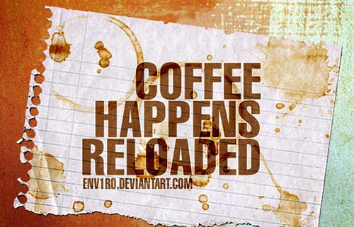 32-Coffee Happens Reloaded