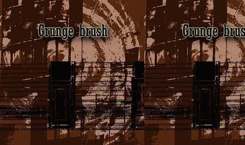 37-Grunge Brush
