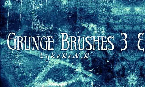 38-Grunge Brushes