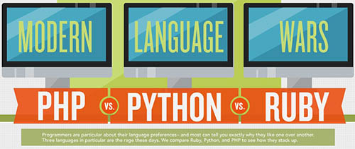 6. Python or Ruby