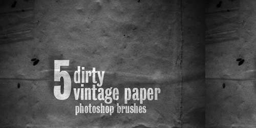 9-vintage-paper-brushes