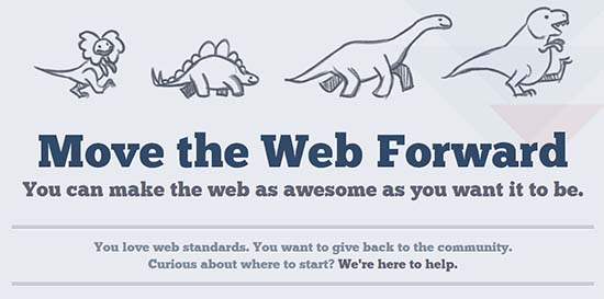 9. Move the Web Forward