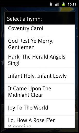 Christmas Hymnal