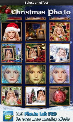 Christmas Pho.To Frames