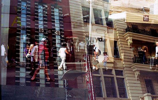 Double Exposure Photographs