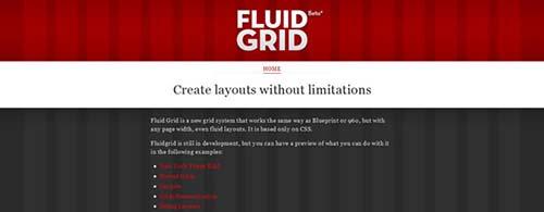 Fluid Grids