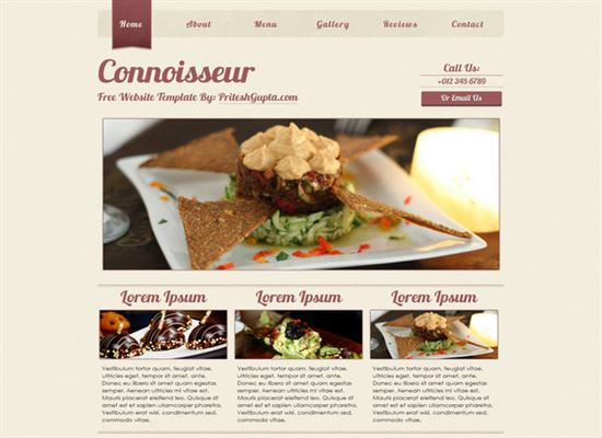 Free HTML5 CSS3 Templates