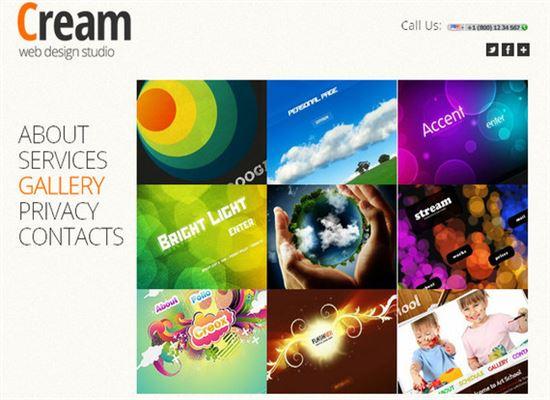 HTML5CSS3Templates 16 50 Adet Ücretsiz HTML5 CSS3 Çalışma