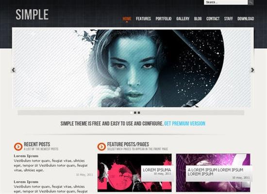 HTML5CSS3Templates 44 50 Adet Ücretsiz HTML5 CSS3 Çalışma