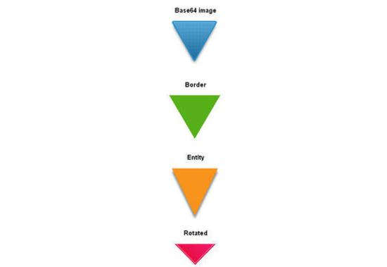 How to Create Triangle Shapes